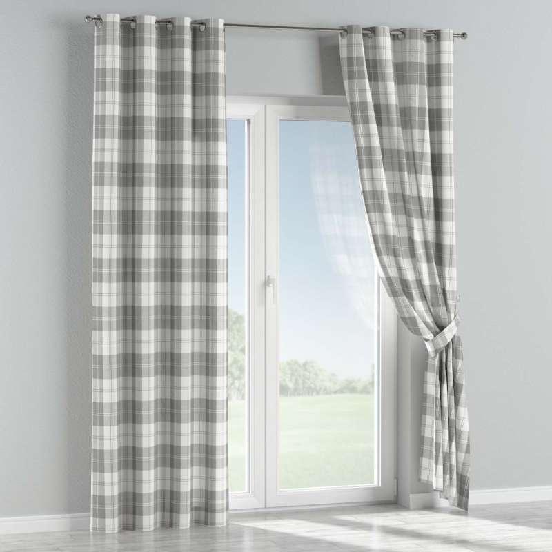 Eyelet curtain in collection Edinburgh, fabric: 115-79