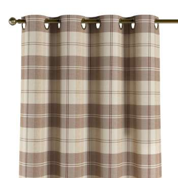Eyelet curtains 130 x 260 cm (51 x 102 inch) in collection Edinburgh, fabric: 115-80