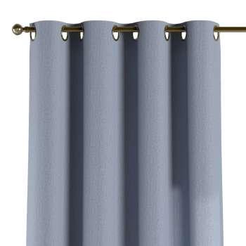 Gardin med maljer 1 stk. 130 × 260 cm fra kolleksjonen Chenille, Stoffets bredde: 702-13