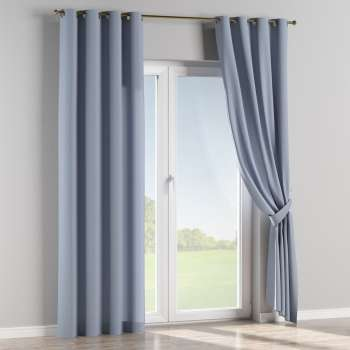Eyelet curtains 130 x 260 cm (51 x 102 inch) in collection Chenille, fabric: 702-13