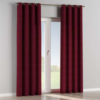 Eyelet curtains 130 x 260 cm (51 x 102 inch) in collection Chenille, fabric: 702-19