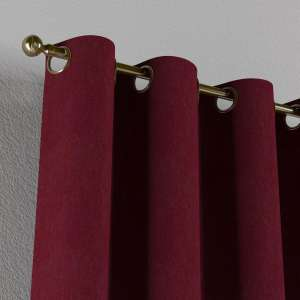 Zasłona na kółkach 1 szt. 1szt 130x260 cm w kolekcji Chenille, tkanina: 702-19
