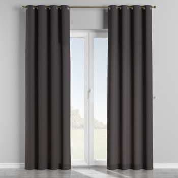 Eyelet curtains 130 x 260 cm (51 x 102 inch) in collection Chenille, fabric: 702-20
