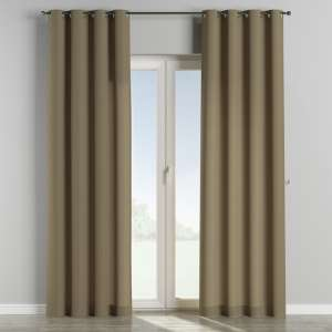 Eyelet curtains 130 x 260 cm (51 x 102 inch) in collection Chenille, fabric: 702-21