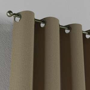 Žiedinio klostavimo užuolaidos 130 x 260 cm (plotis x ilgis) kolekcijoje Chenille, audinys: 702-21