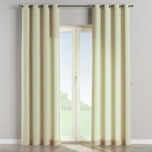 Eyelet curtains 130 x 260 cm (51 x 102 inch) in collection Chenille, fabric: 702-22
