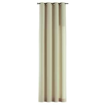 Žiedinio klostavimo užuolaidos 130 x 260 cm (plotis x ilgis) kolekcijoje Chenille, audinys: 702-22