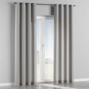 Žiedinio klostavimo užuolaidos 130 x 260 cm (plotis x ilgis) kolekcijoje Chenille, audinys: 702-23