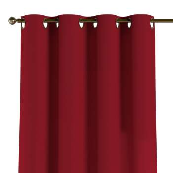 Eyelet curtains 130 x 260 cm (51 x 102 inch) in collection Chenille, fabric: 702-24