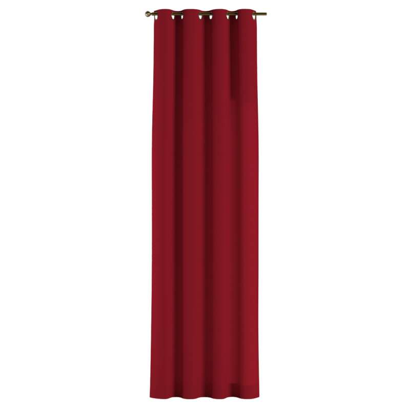 Eyelet curtain in collection Chenille, fabric: 702-24