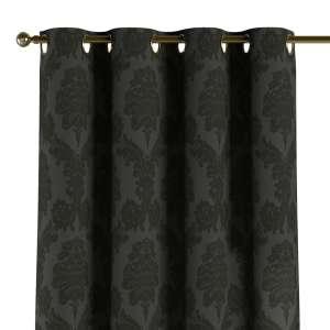 Gardin med maljer 1 stk. 130 x 260 cm fra kolleksjonen Damasco, Stoffets bredde: 613-32