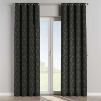 Eyelet curtains 130 x 260 cm (51 x 102 inch) in collection Damasco, fabric: 613-32
