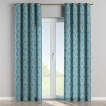 Eyelet curtains 130 × 260 cm (51 × 102 inch) in collection Damasco, fabric: 613-67