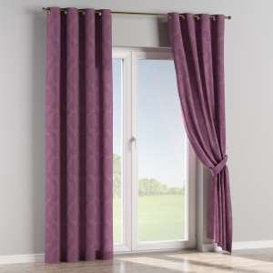 Eyelet curtains 130 x 260 cm (51 x 102 inch) in collection Damasco, fabric: 613-75