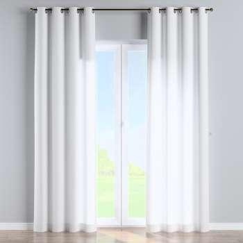 Zasłona na kółkach 1 szt. 1szt 130x260 cm w kolekcji Loneta, tkanina: 133-02