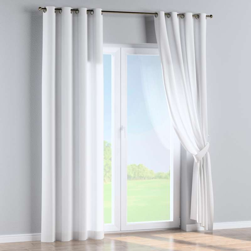 Eyelet curtain in collection Loneta , fabric: 133-02