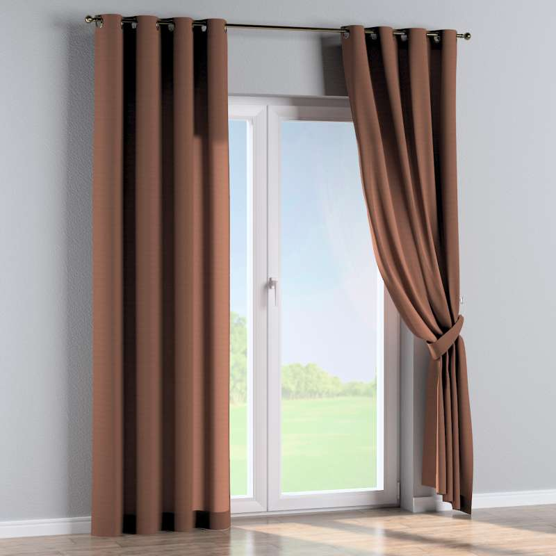 Eyelet curtain in collection Loneta , fabric: 133-09