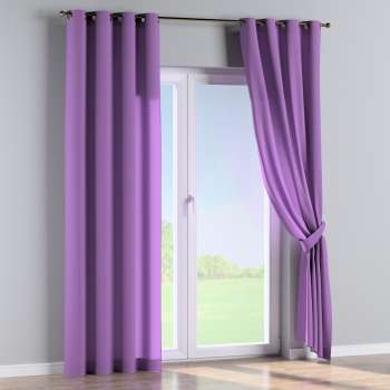 Eyelet curtains 130 x 260 cm (51 x 102 inch) in collection Loneta , fabric: 133-19