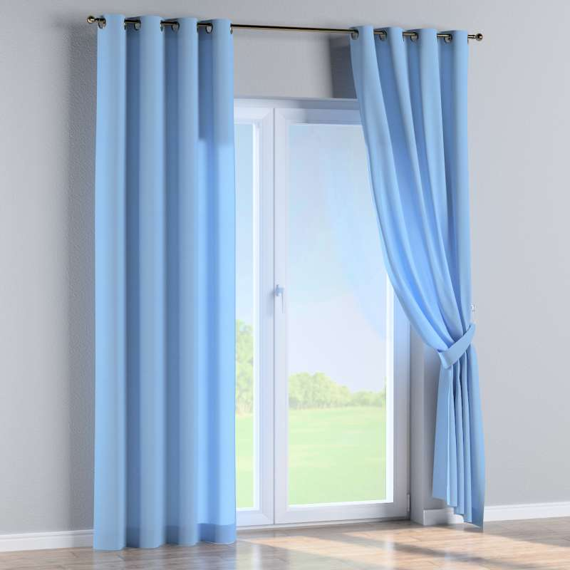 Eyelet curtain in collection Loneta , fabric: 133-21