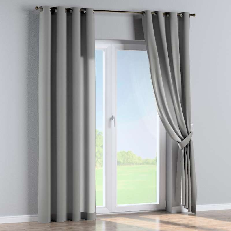 Eyelet curtain in collection Loneta , fabric: 133-24