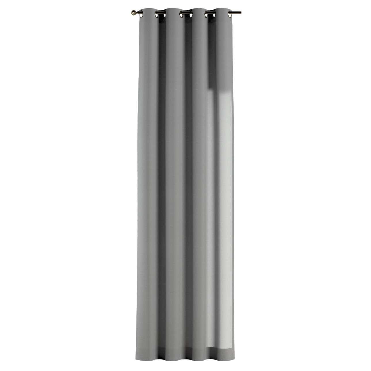 Žiedinio klostavimo užuolaidos 130 x 260 cm (plotis x ilgis) kolekcijoje Loneta , audinys: 133-24