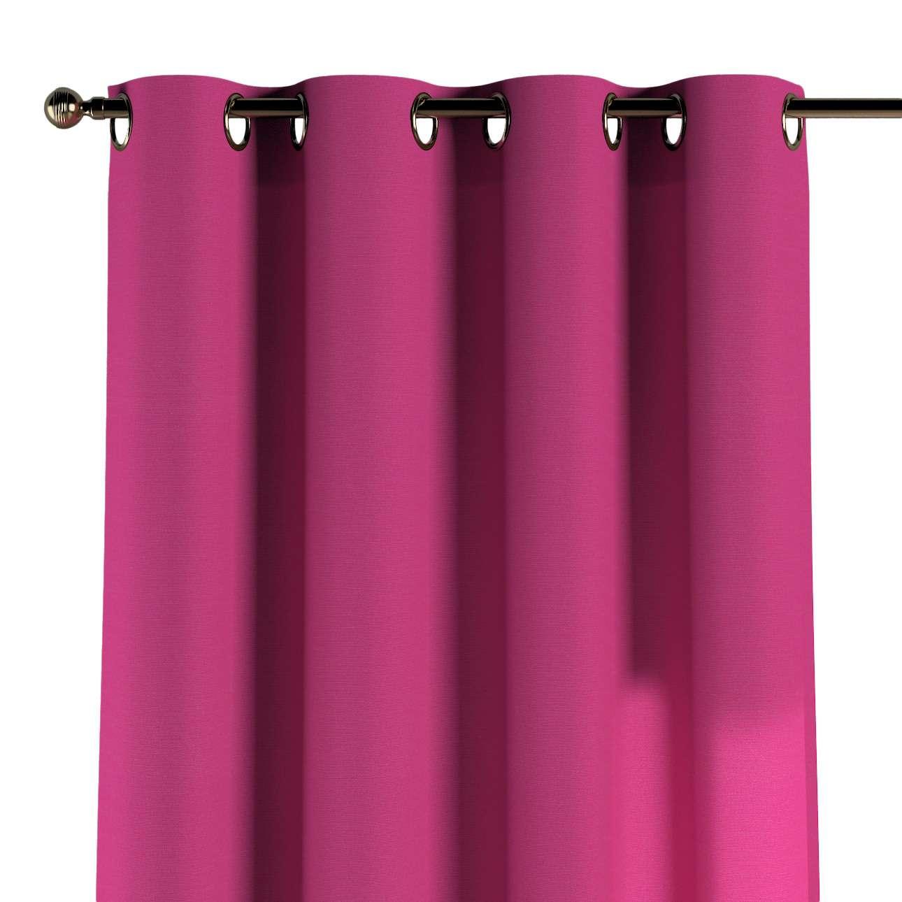 Žiedinio klostavimo užuolaidos 130 x 260 cm (plotis x ilgis) kolekcijoje Loneta , audinys: 133-60