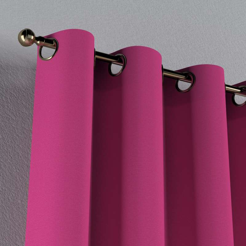 Eyelet curtain in collection Loneta , fabric: 133-60