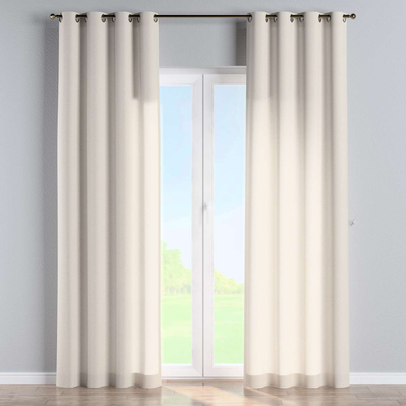 Záves s kolieskami 130 x 260 cm V kolekcii Loneta, tkanina: 133-65