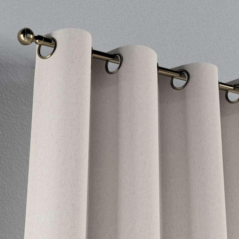 Zasłona na kółkach 1 szt. w kolekcji Loneta, tkanina: 133-65