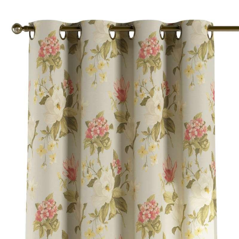 Záves s kolieskami V kolekcii Londres, tkanina: 123-65