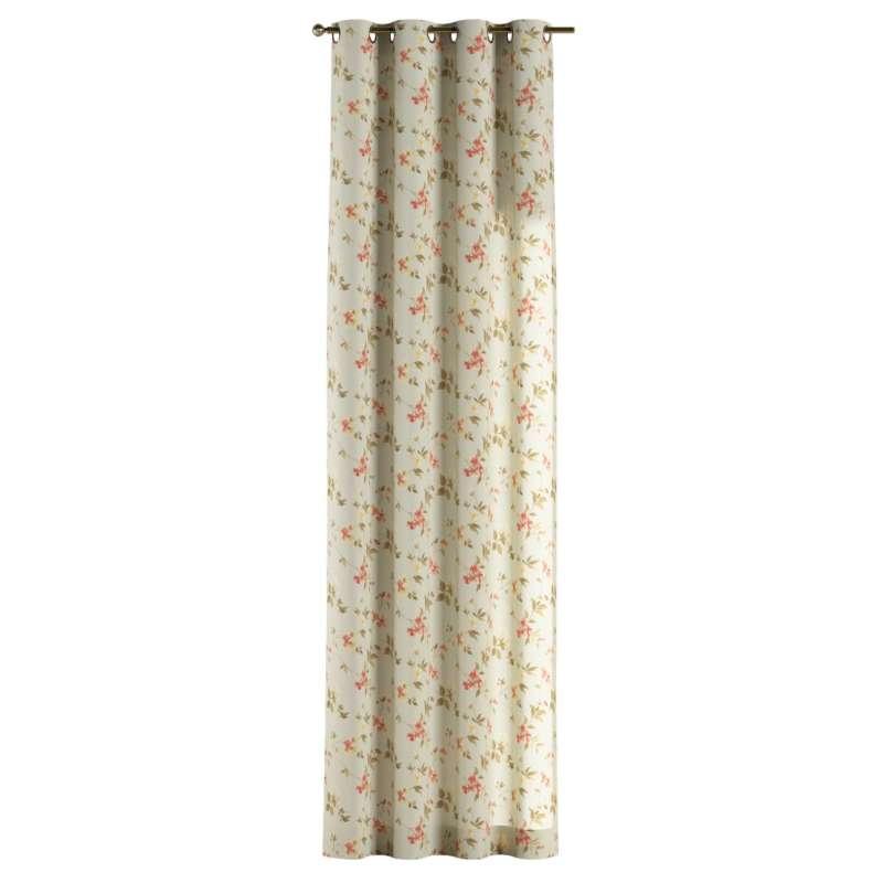 Zasłona na kółkach 1 szt. w kolekcji Londres, tkanina: 124-65