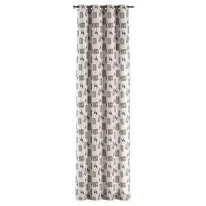 Eyelet curtains 130 x 260 cm (51 x 102 inch) in collection Nordic, fabric: 630-10