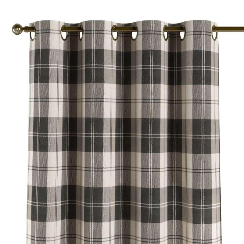 Gardin med øskner 1 stk. fra kollektionen Edinburgh, Stof: 115-74