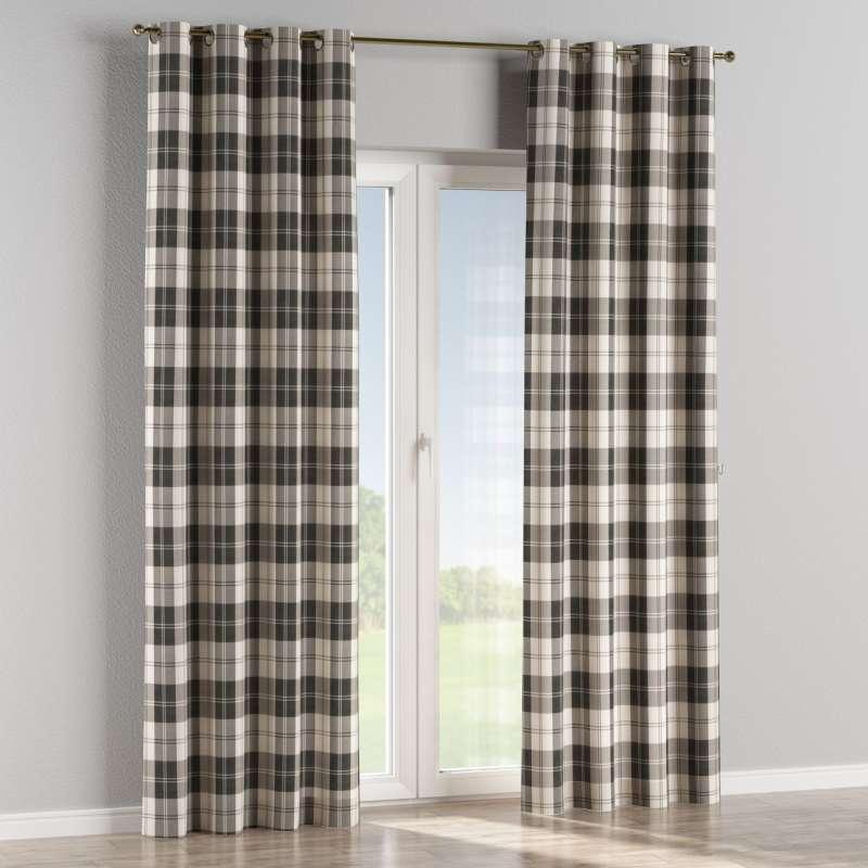 Eyelet curtain in collection Edinburgh, fabric: 115-74