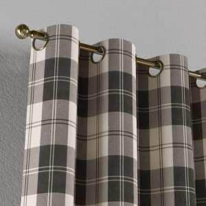 Žiedinio klostavimo užuolaidos 130 x 260 cm (plotis x ilgis) kolekcijoje Edinburgh , audinys: 115-74