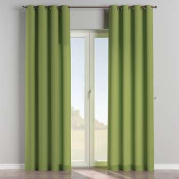 Eyelet curtains 130 x 260 cm (51 x 102 inch) in collection Cotton Panama, fabric: 702-27