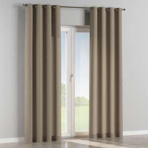 Eyelet curtains 130 x 260 cm (51 x 102 inch) in collection Cotton Panama, fabric: 702-28