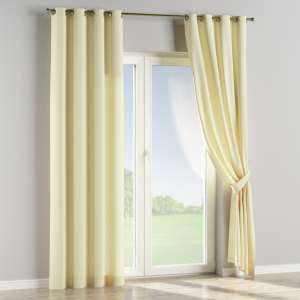 Eyelet curtains 130 x 260 cm (51 x 102 inch) in collection Cotton Panama, fabric: 702-29