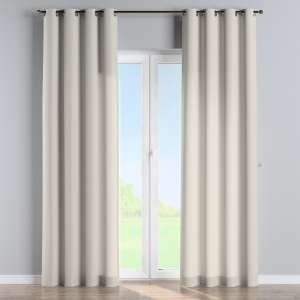 Eyelet curtains 130 x 260 cm (51 x 102 inch) in collection Cotton Panama, fabric: 702-31