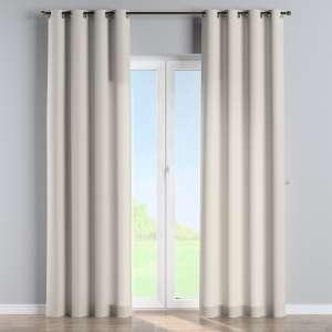 Gardin med maljer 1 stk. 130 x 260 cm fra kolleksjonen Cotton Panama, Stoffets bredde: 702-31