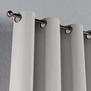 Žiedinio klostavimo užuolaidos 130 x 260 cm (plotis x ilgis) kolekcijoje Cotton Panama, audinys: 702-31