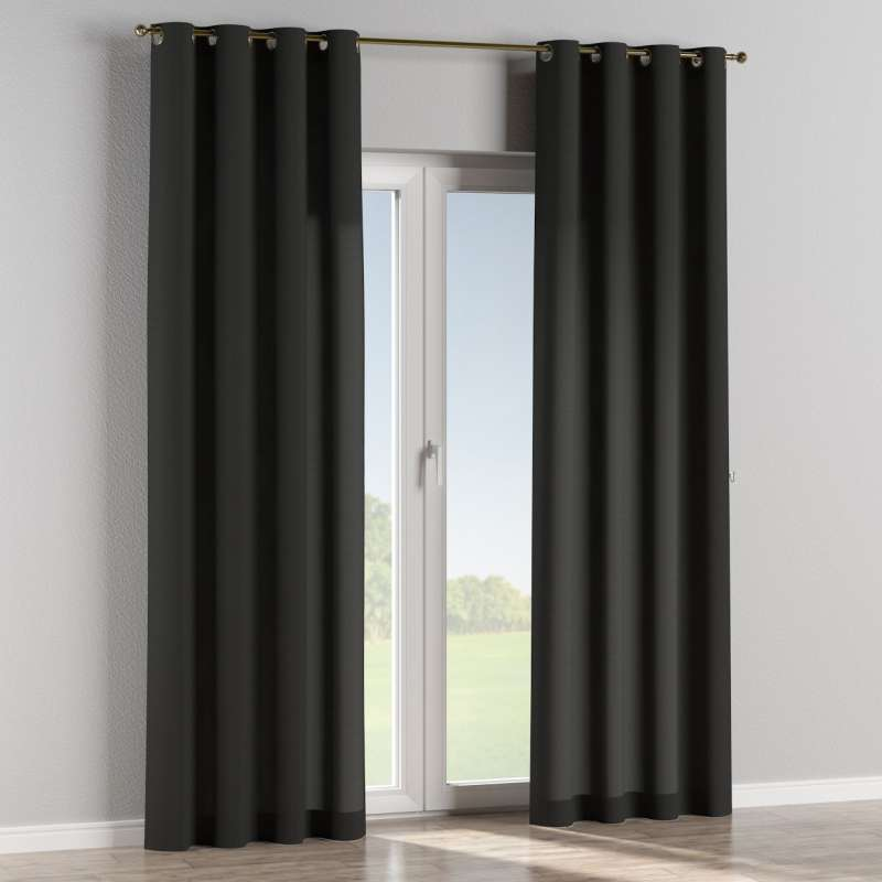 Eyelet curtain in collection Jupiter, fabric: 127-99