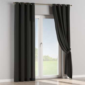 Eyelet curtains 130 x 260 cm (51 x 102 inch) in collection Jupiter, fabric: 127-99