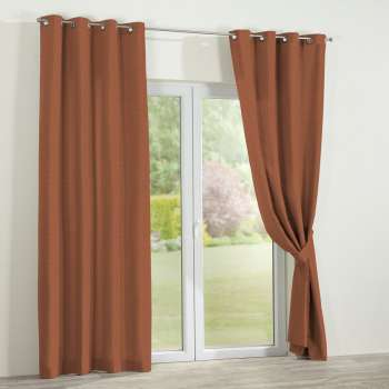 Eyelet curtains 130 x 260 cm (51 x 102 inch) in collection SALE, fabric: 130-08