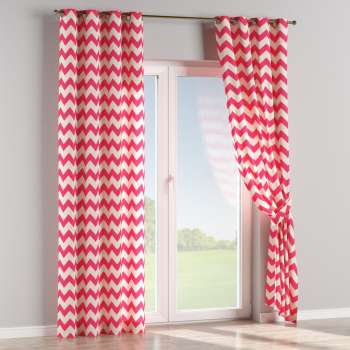 Eyelet curtains in collection Comics/Geometrical, fabric: 135-00