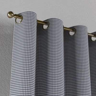 Zasłona na kółkach 1 szt. w kolekcji Quadro, tkanina: 136-00