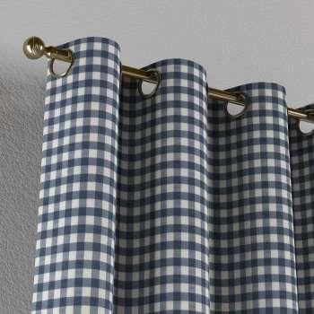 Zasłona na kółkach 1 szt. 1szt 130x260 cm w kolekcji Quadro, tkanina: 136-01