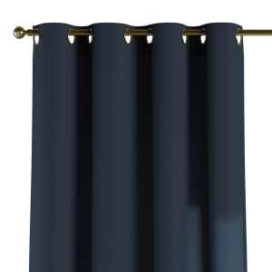 Gardin med maljer 1 stk. 130 x 260 cm fra kolleksjonen Quadro, Stoffets bredde: 136-04