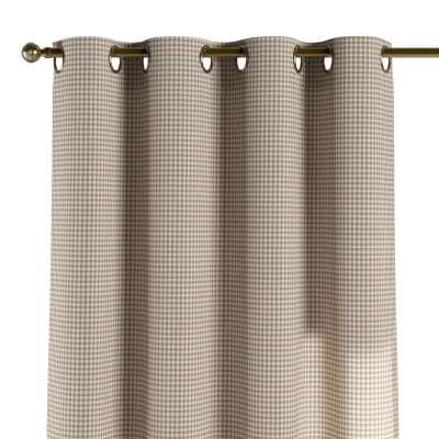 Záves s kolieskami V kolekcii Quadro, tkanina: 136-05