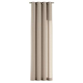 Eyelet curtains in collection Quadro, fabric: 136-05